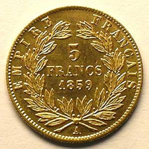 1859 A  (Paris)    TTB+/SUP