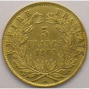 1860 A main  (Paris)    TTB