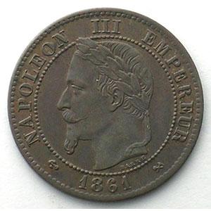1861 K  (Bordeaux)    SUP