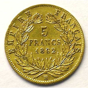 1862 BB  (Strasbourg)    TTB