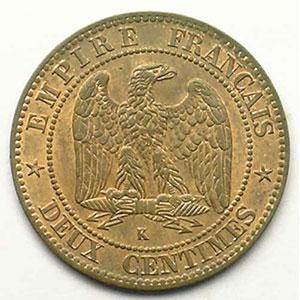 1862 K  (Bordeaux)    SUP