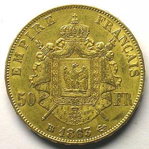 1863 BB  (Strasbourg)    TTB