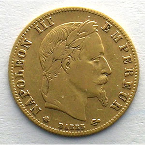 1864 A  (Paris)    TTB