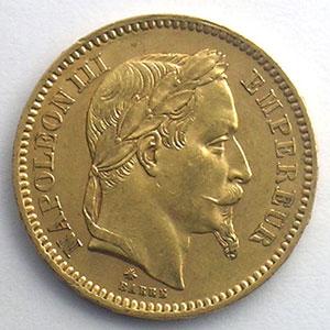 1864 A  (Paris)    TTB+