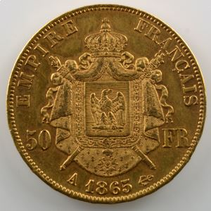 1865 A  (Paris)    TTB+/SUP