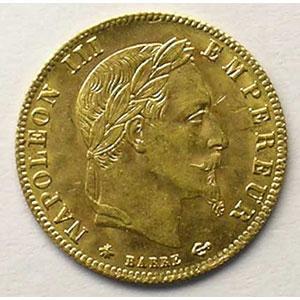 1866 A  (Paris)    TTB+/SUP