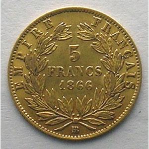 1866 BB  (Strasbourg)    TTB