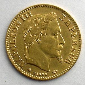 1867 A  (Paris)    TTB+