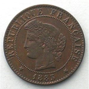 1885 A  (Paris)    TTB+