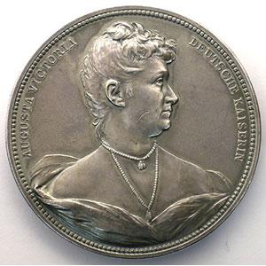 1892   bronze argenté   50,2mm    pr.SUP