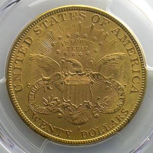 1894-S  (San Francisco)   PCGS-MS61    SUP+