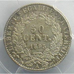 1895 A  (Paris)    PCGS-MS64    pr.FDC