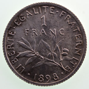 1898    SUP/FDC