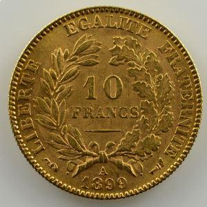 1899 A  (Paris)    SUP/FDC