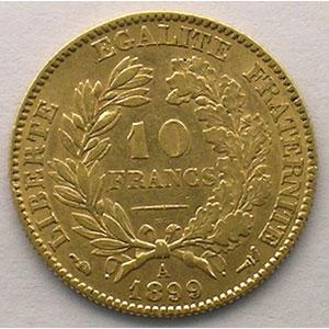 1899 A  (Paris)    TTB+/SUP