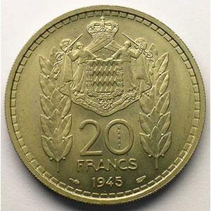 1945  Essai en cupro-nickel    FDC