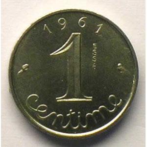 1961 Essai    FDC