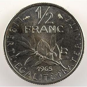 1965 Essai    FDC