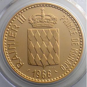 1966 Essai en or    PCGS-SP67   FDC exceptionnel