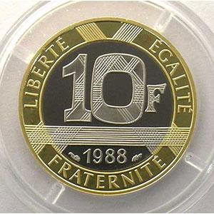 1988   or blanc/or jaune    BE