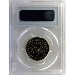 1990    PCGS-MS67    FDC