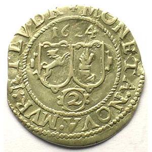 2 Batz   Léopold d'Autriche (1614-1626)   1624   atelier de Guebwiller    TTB