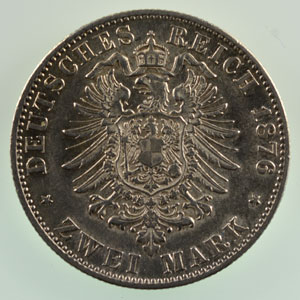 2 Mark 1876 F   TTB+