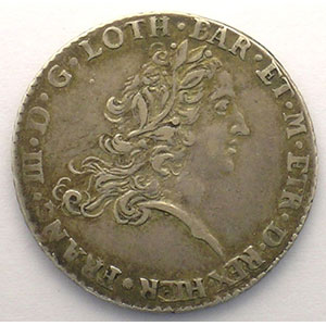 2 Paoli   1745  Pise    TTB