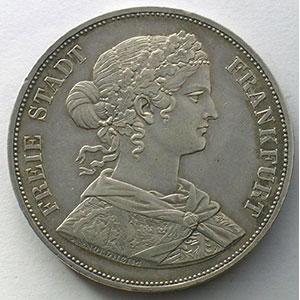 2 Thaler   1861    TTB+