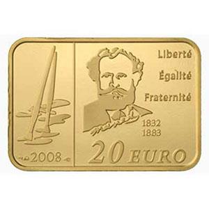 20 €   Edouard Manet   2008    BE