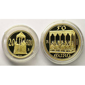 20 € et 50 €   2003   Giotto    BE