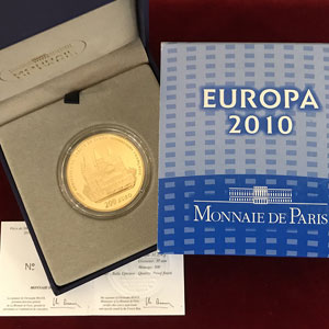 200 Euro   2010    BE