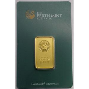 Or et Argent d'investissementLingots d'or