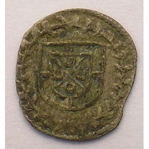 4 Pfennig (1/2 Albus)   1677    TB+