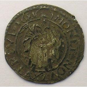 4 Pfennig (1/2 Albus)   1681    TTB