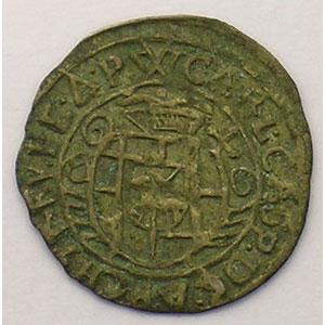 4 Pfennig   1672   TTB