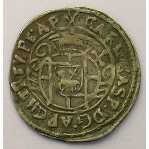 4 Pfennig   1673   TTB