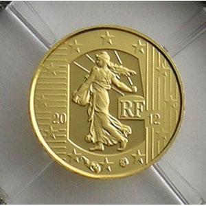 5 €   2012   10° anniversaire de l'introduction de l'Euro    BE