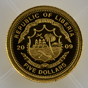 5 Dollars   2009   Barack Obama    BE