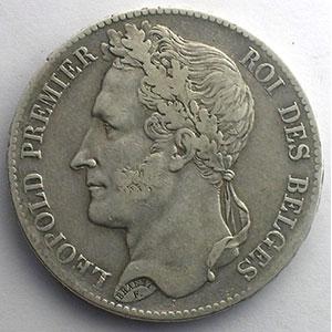 5 Francs   1847    TTB