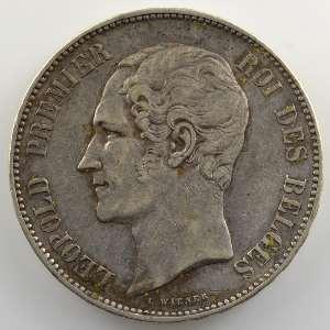 5 Francs   1853 A    TTB