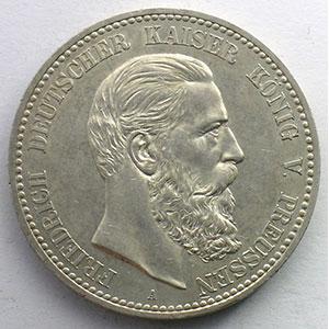 5 Mark   1888 A    SUP
