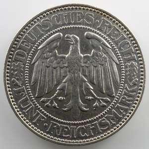 5 Reichsmark   1927 A   Eichbaum    TTB