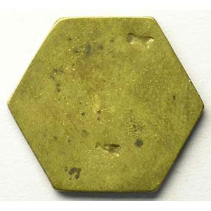 50 (c)   Lt, 6   21 mm   (Uniface)   2 empreintes rectangulaires au revers    TTB