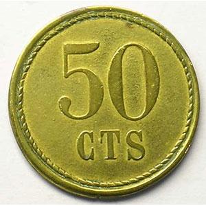 50 c   Lt, R   22 mm   TTB