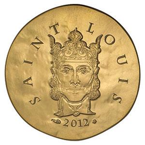 50 euro   Saint-Louis   2012    BE