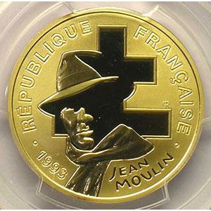 500 Francs   1993   Jean Moulin    PR67DCAM    BE