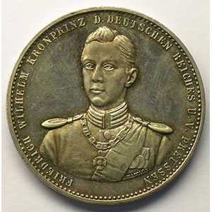 6 mai 1900   argent   33mm    SUP/FDC