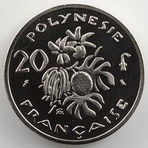 Lec.88   20 Francs   1967 Essai    FDC