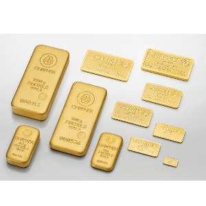 Achat aux meilleurs cours de lingotins et de lingots d'or